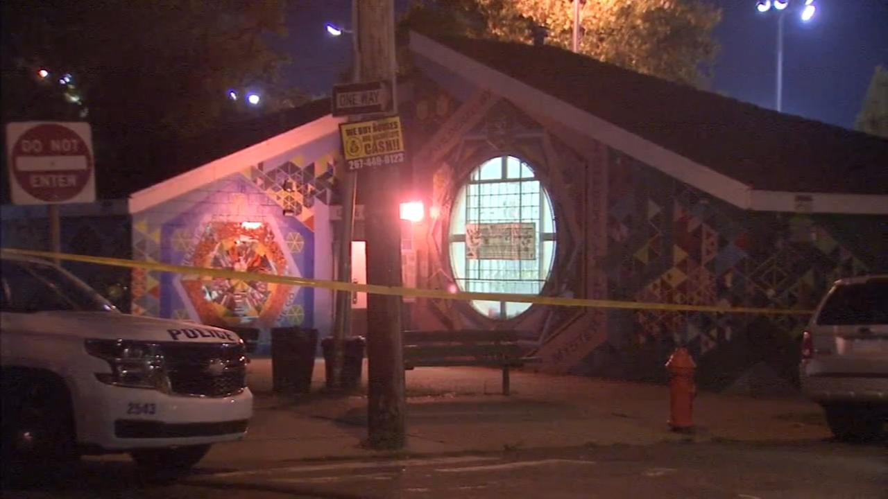 2 teens shot, 1 dead in rec center shooting in North Philadelphia