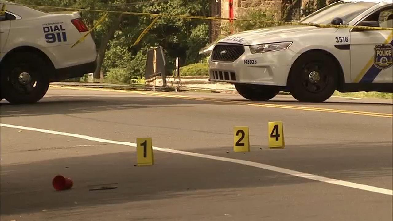 Man dies after being shot 5 times in Olney