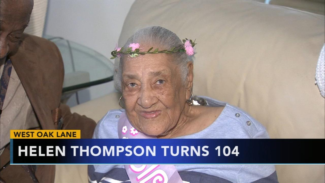 West Oak Lane woman celebrates 104th birthday