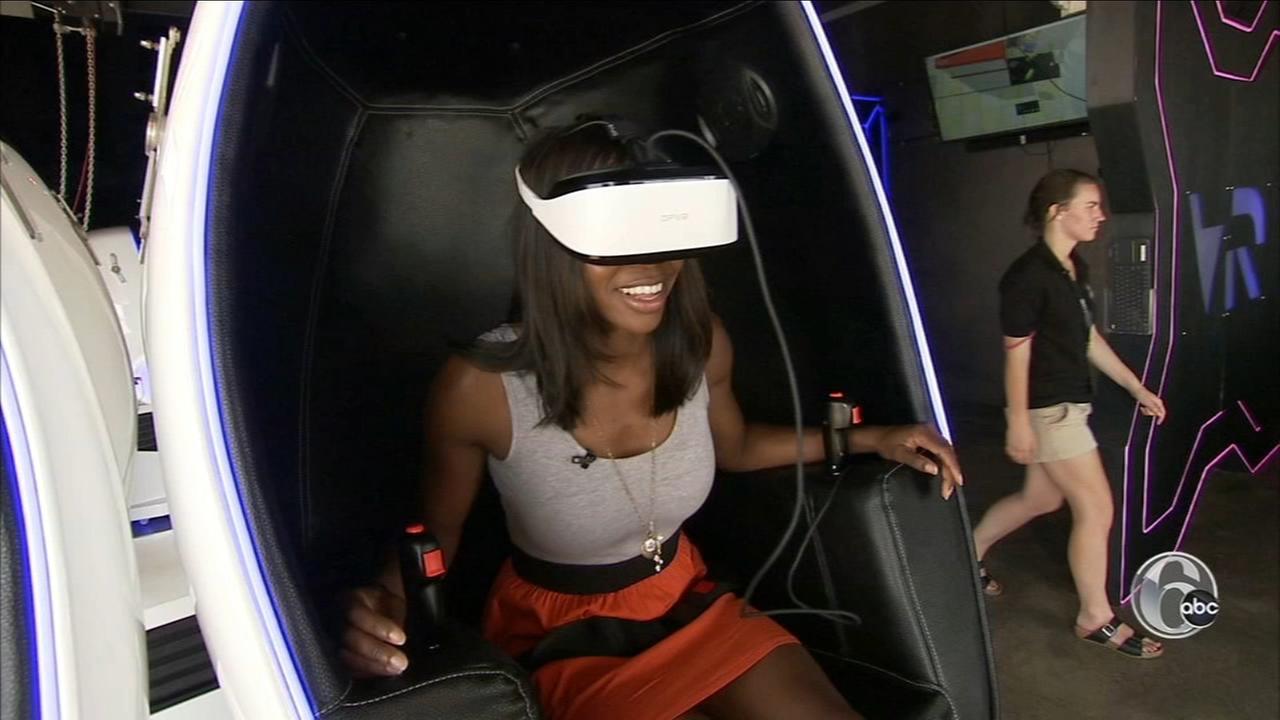 FYI Philly: OC Virtual Reality