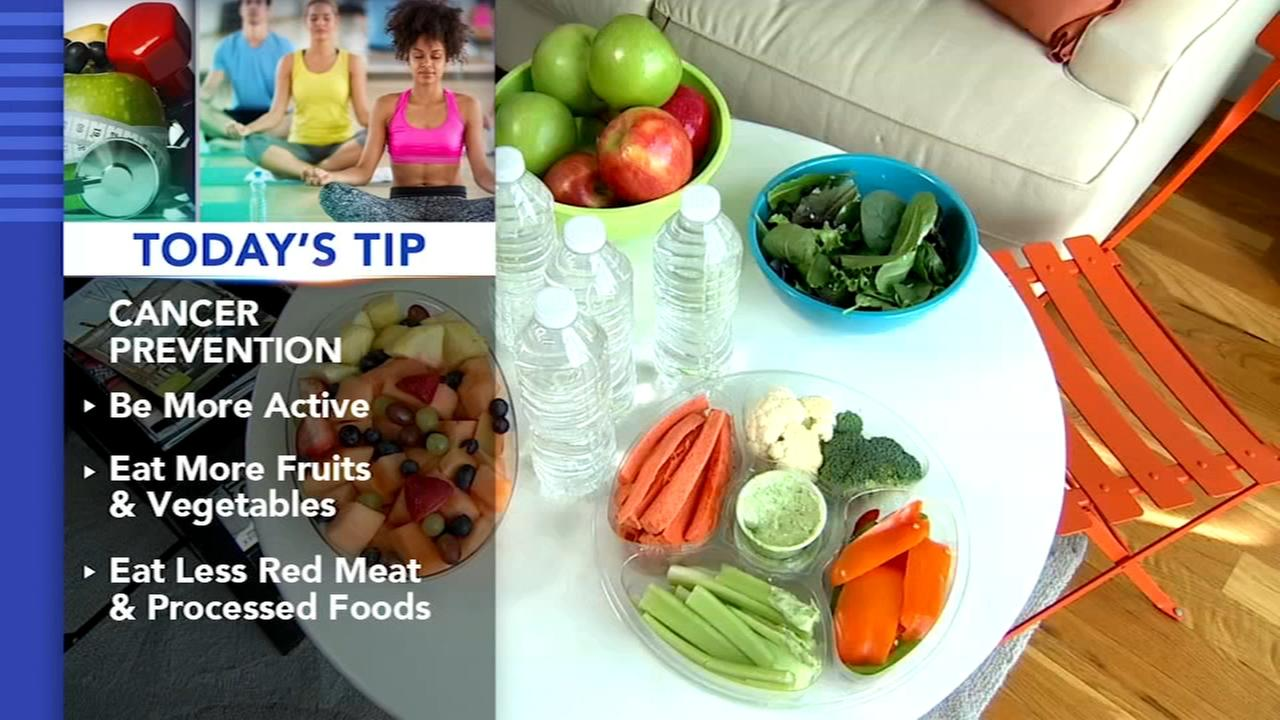 Todays Tip: Preventing Cancer