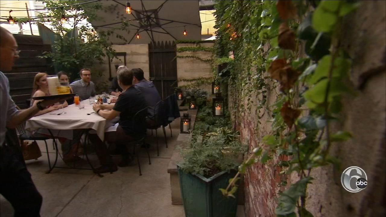 FYI Philly: Secret Dining Gardens