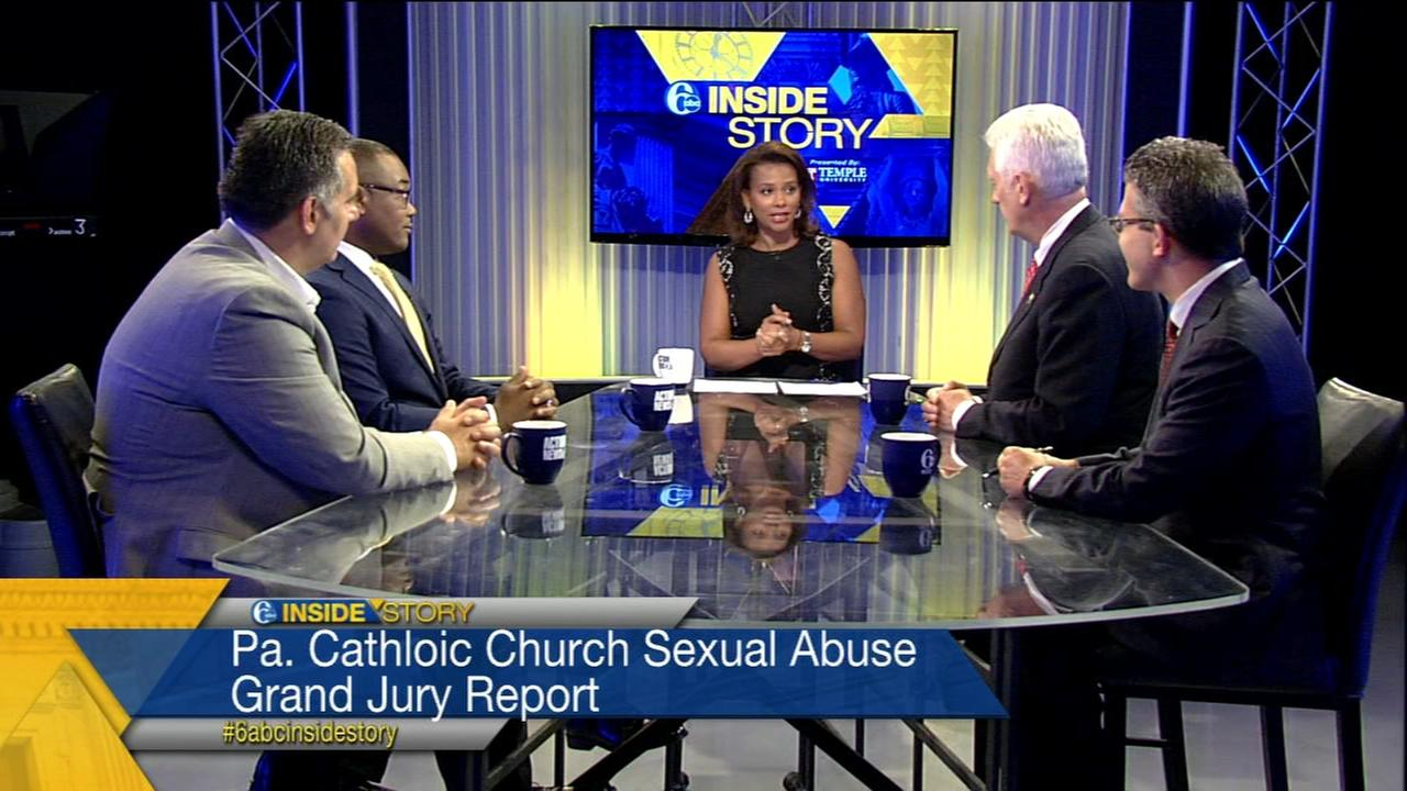 Inside Story (Pt. 1): PA. Catholic Church Sexual Abuse