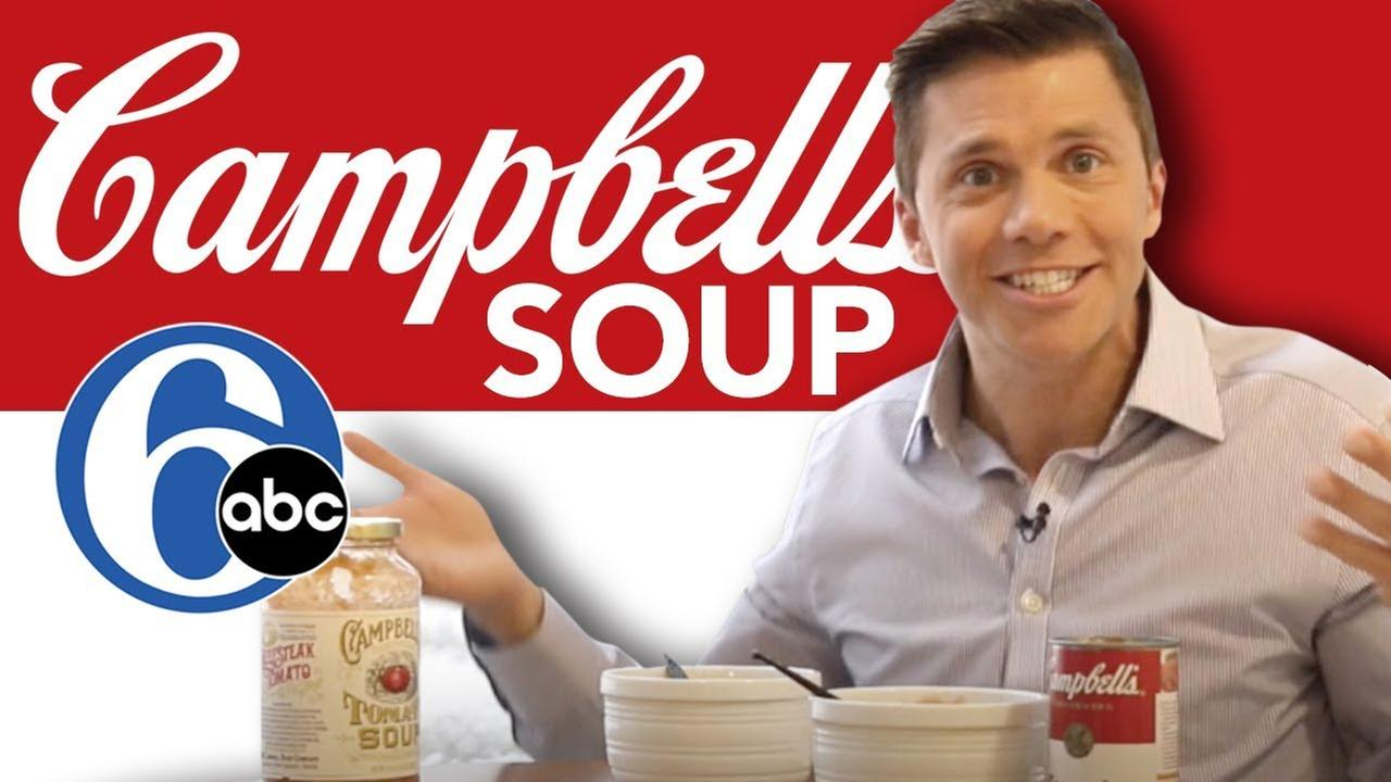 The 6abc Campbells Soup connection