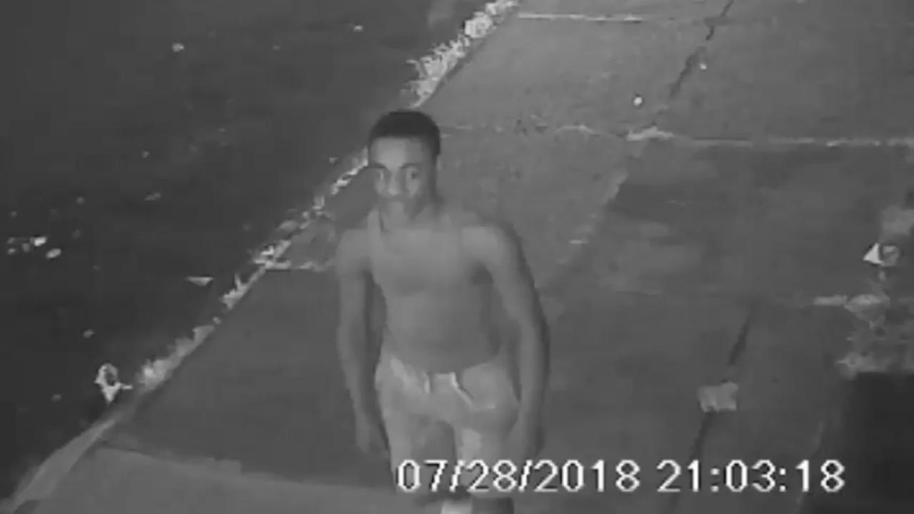 Suspect sought for arson at Logan mini-market