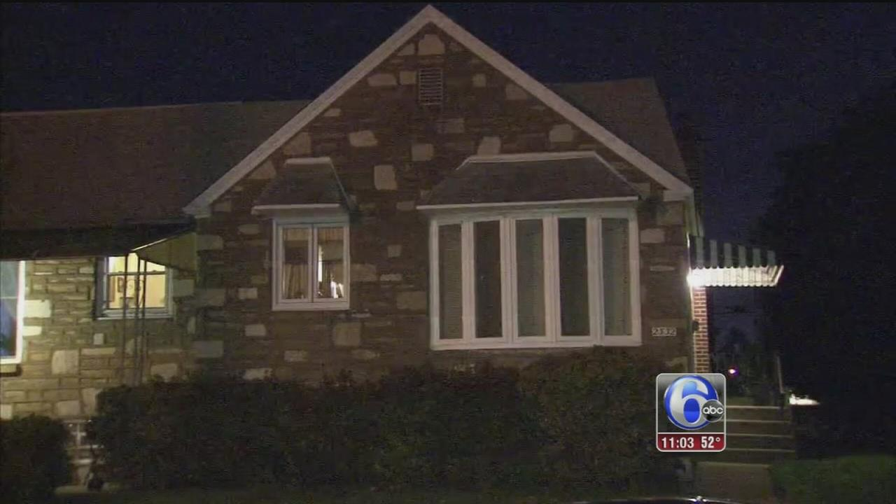 VIDEO: Homeowner confronts burglar
