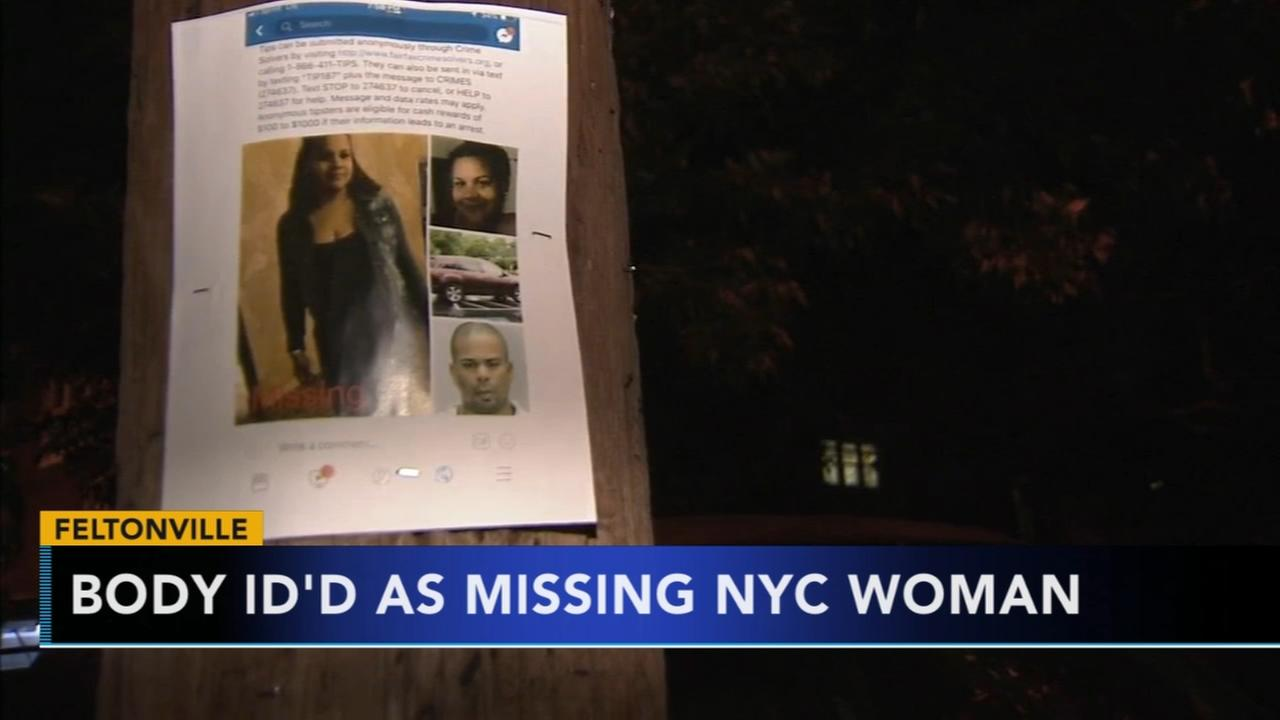 Body found in Feltonville identified as missing NY woman