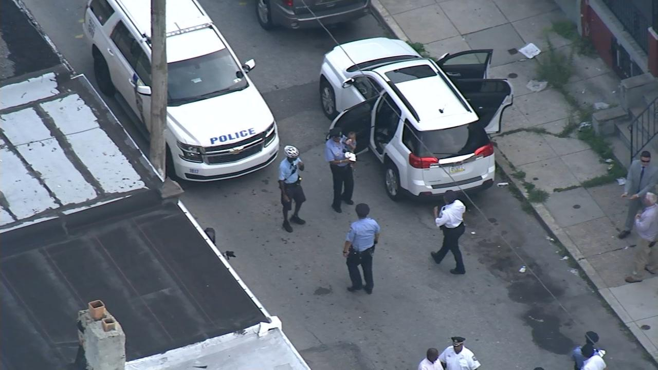 Stolen vehicle and baby located in West Philadelphia