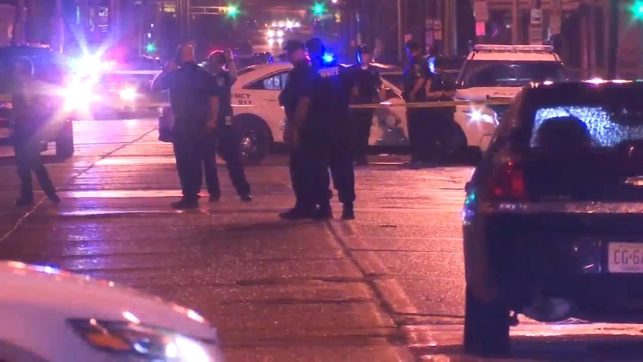2 police officers ambushed and shot in Camden