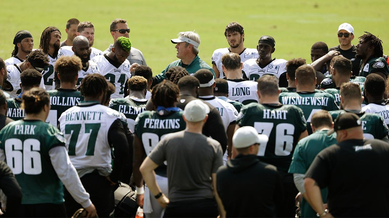 Eagles camp report: W2W4 in Steelers-Eagles opener
