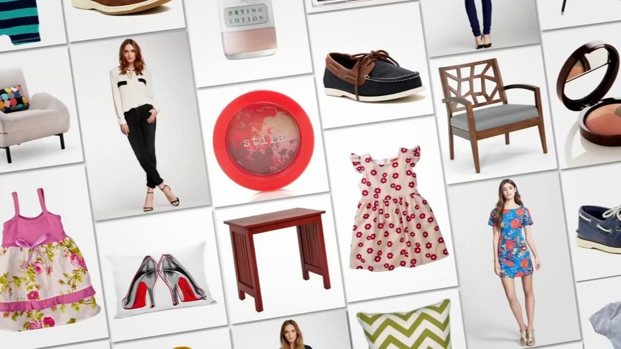 Apps that help you get that designer look for less