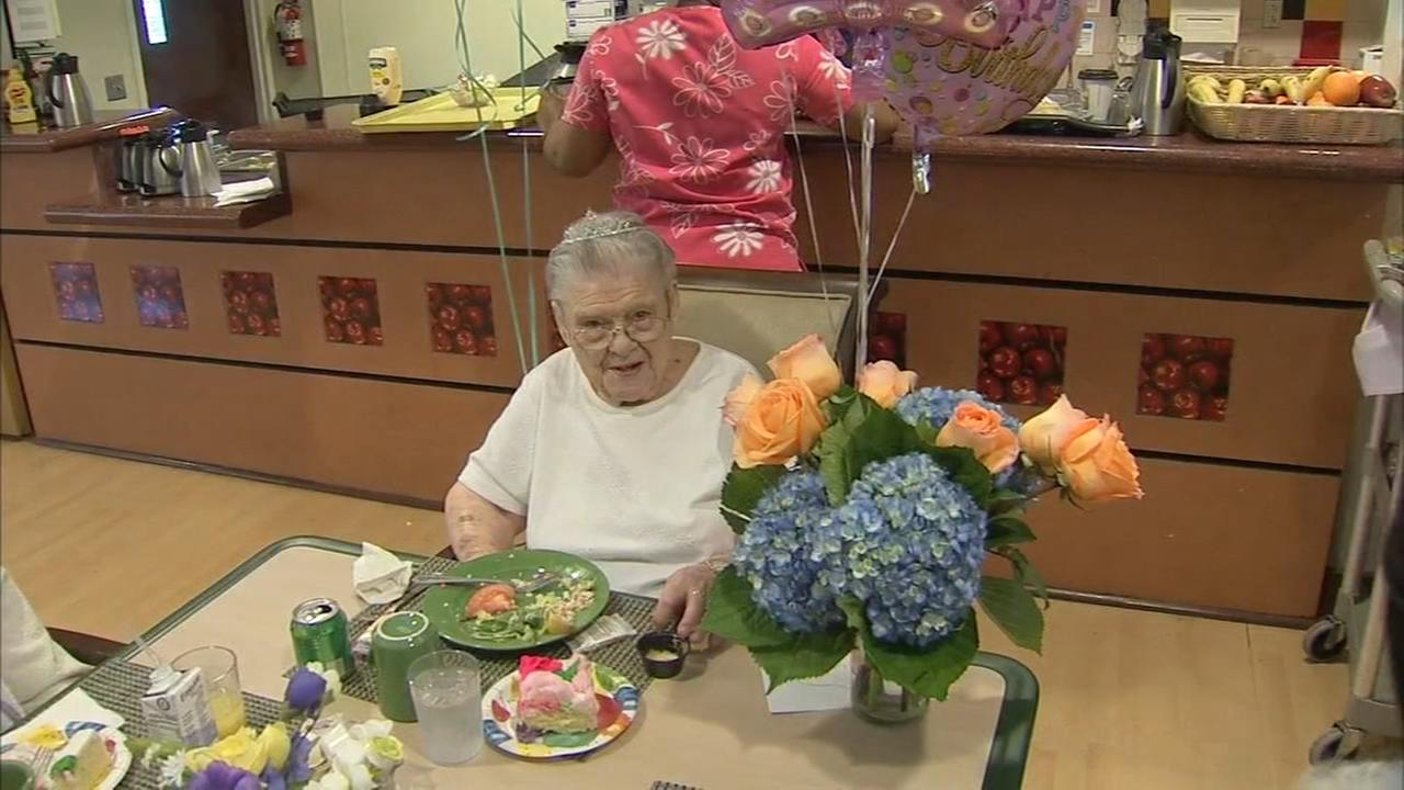 South Jersey woman celebrates 103rd birthday