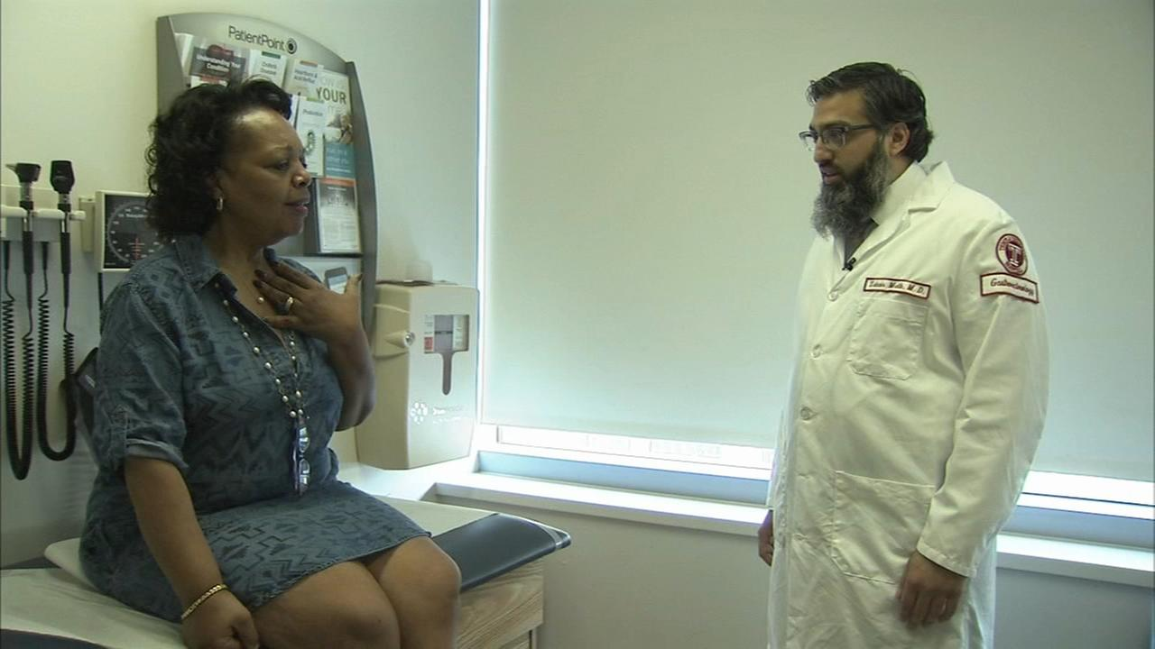 Temple Hospital using new tool to more accurately diagnose esophageal cancer