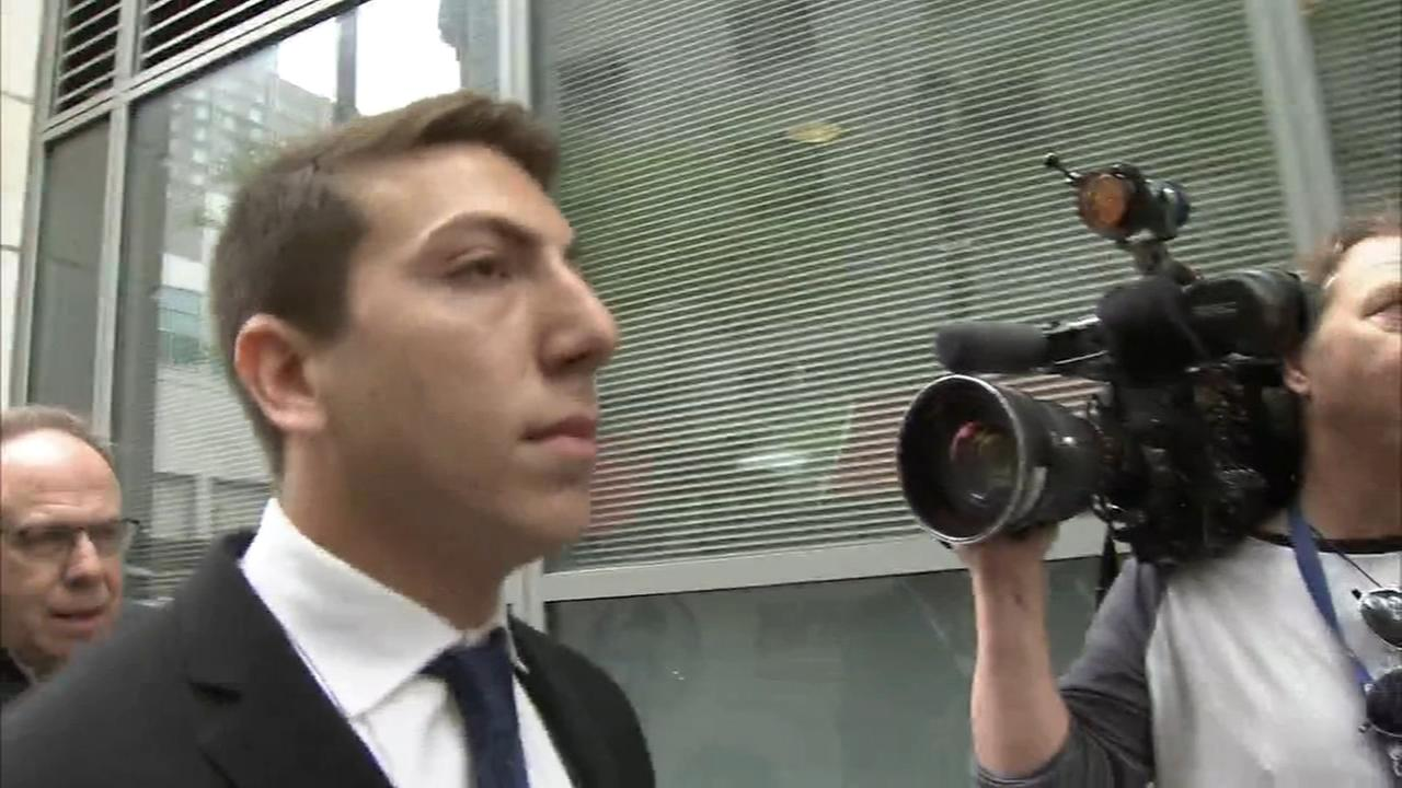 New charges for former Temple University fraternity president, including rape