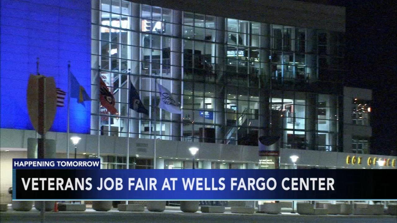 Veterans job fair on Thursday in South Philadelphia