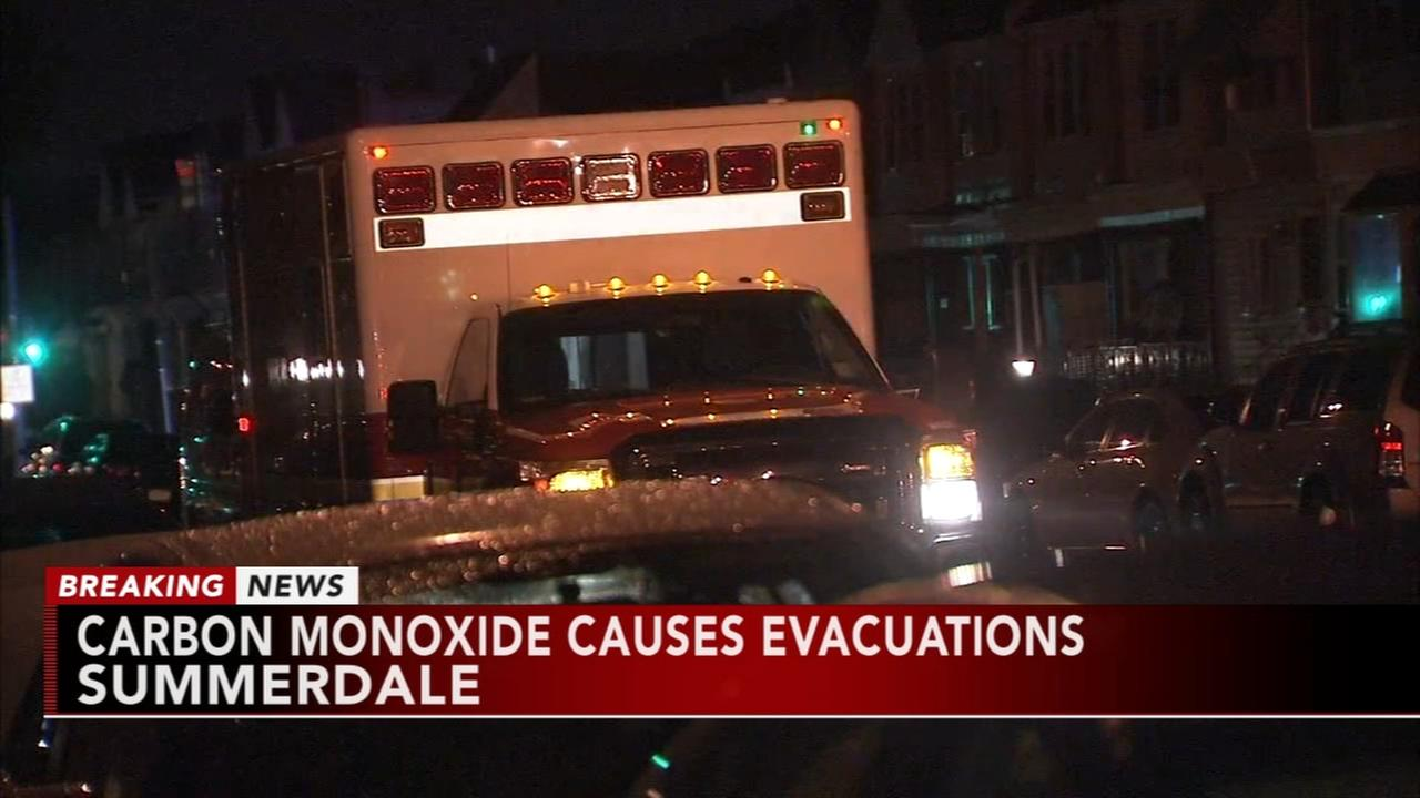 High levels of carbon monoxide forces Summerdale residents out of their homes