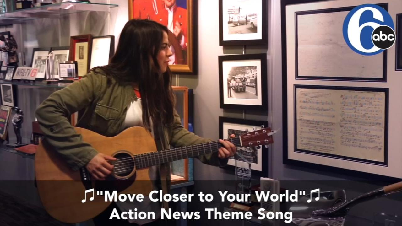 You have never heard the Action News theme like this!