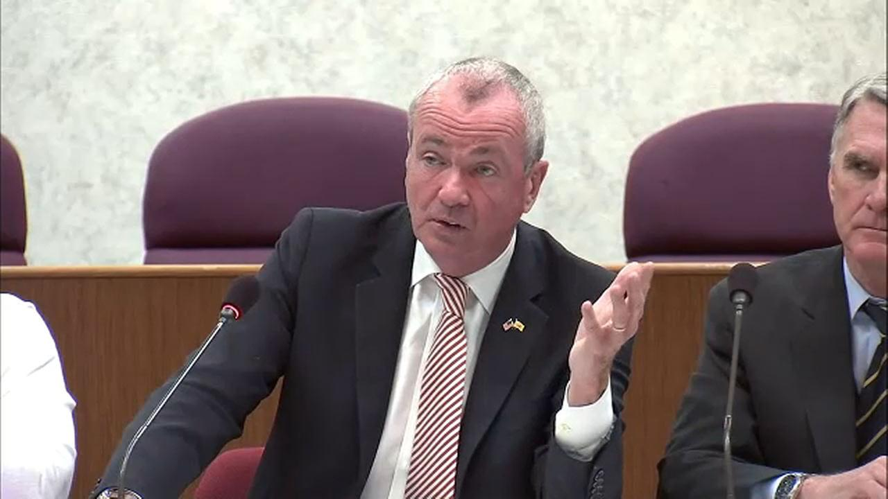 Gov. Murphy: Rail commuters entitled to anger over cancellations