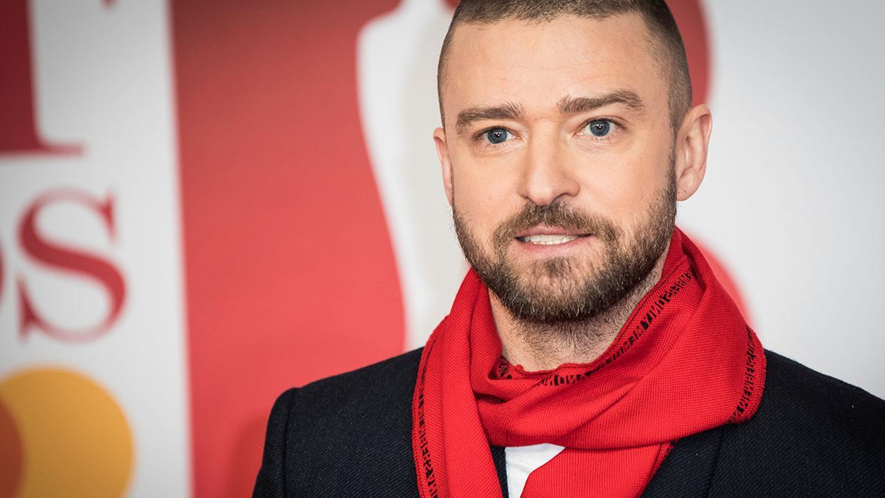 Justin Timberlake book coming in October