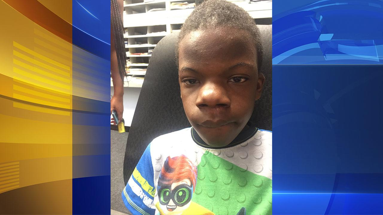 Family located of boy found in Upper Darby