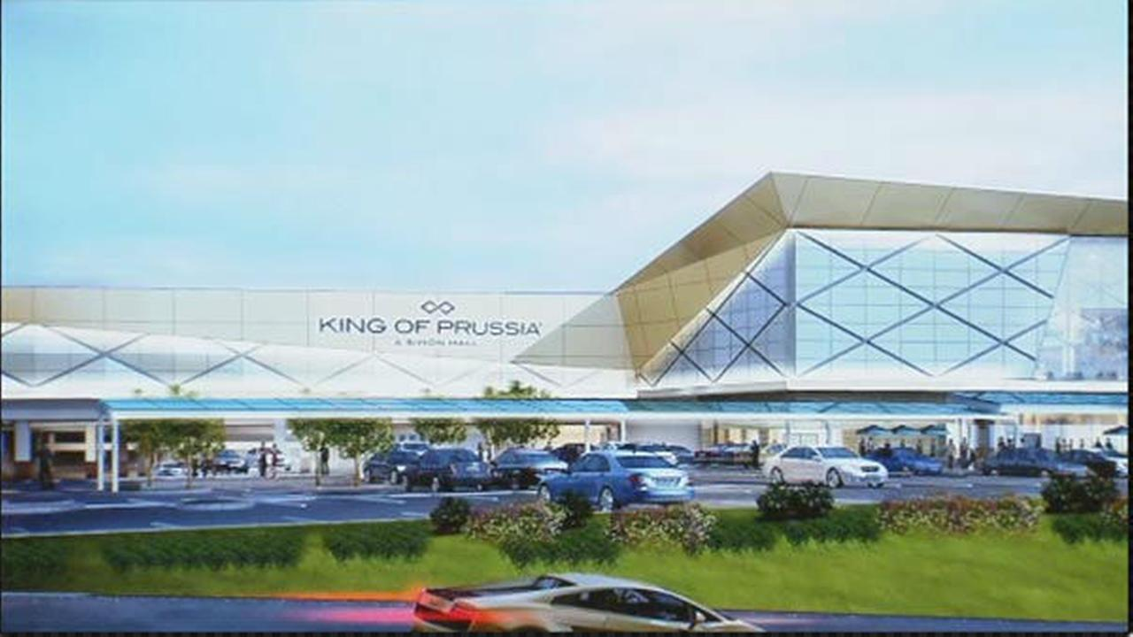 massive expansion coming to king of prussia mall 6abccom