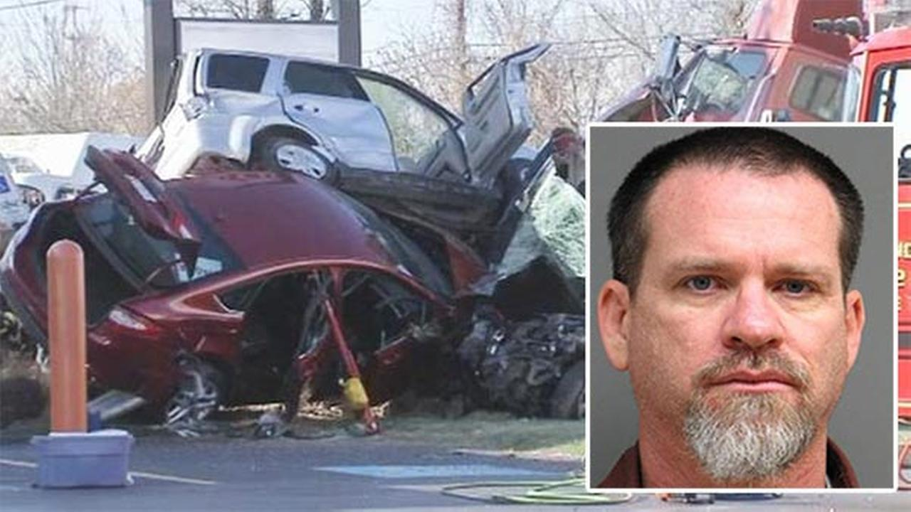 Driver of big rig IDd, charged in horrific Berks Co. crash