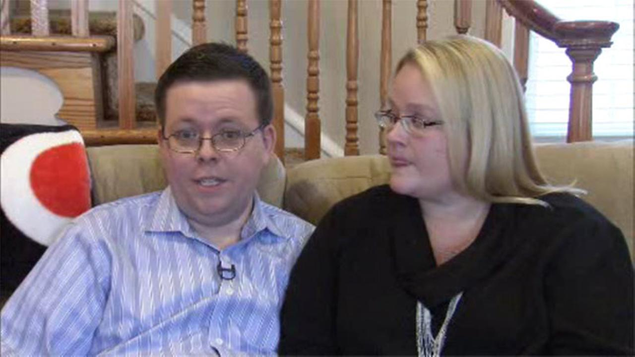 Couple turns to crowdfunding to start a family