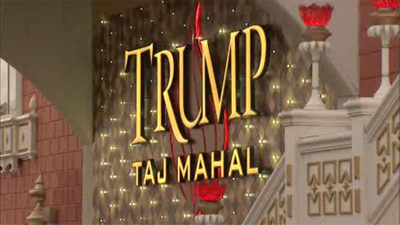 Icahn deal to keep Donald Trump's name on Taj Mahal Casino