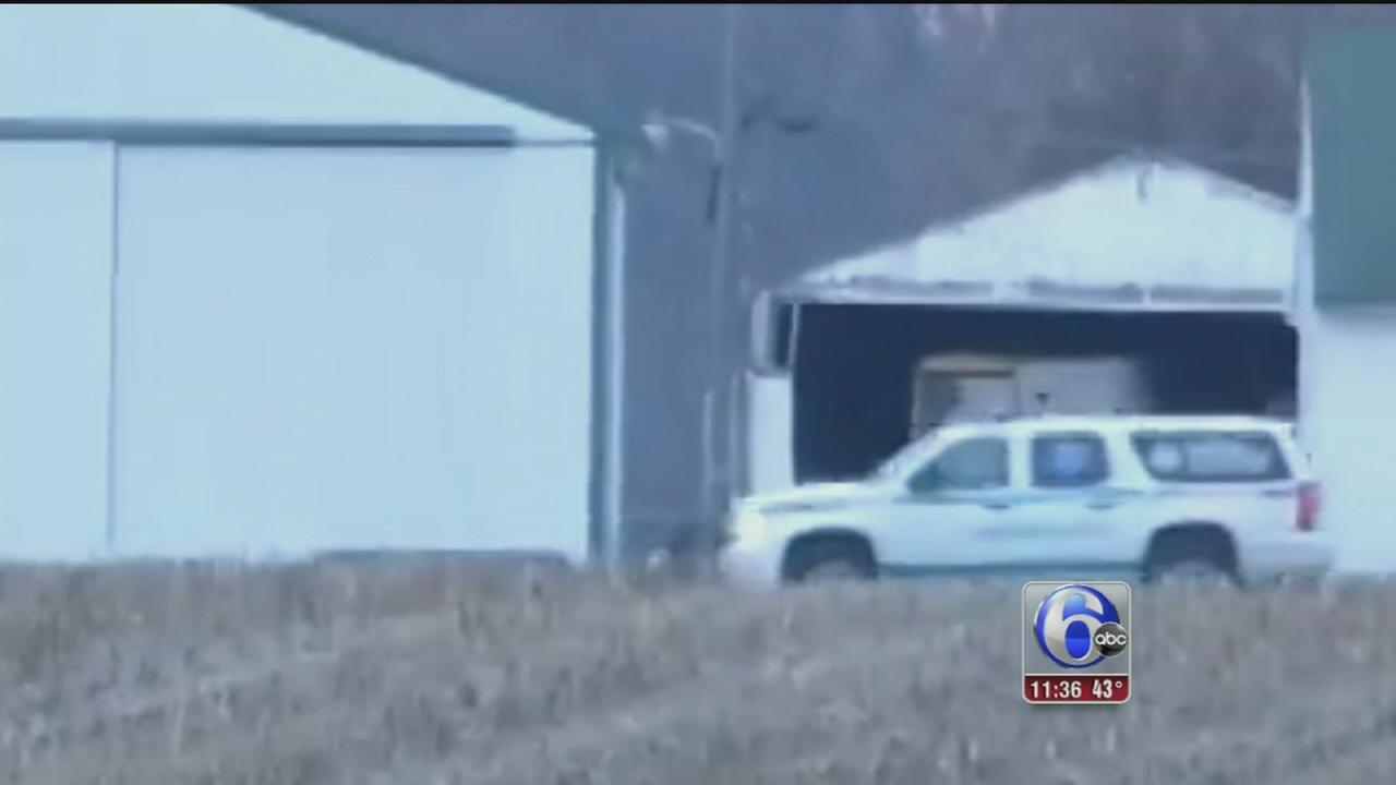 VIDEO: Man fatally shot in hunting accident in West Windsor