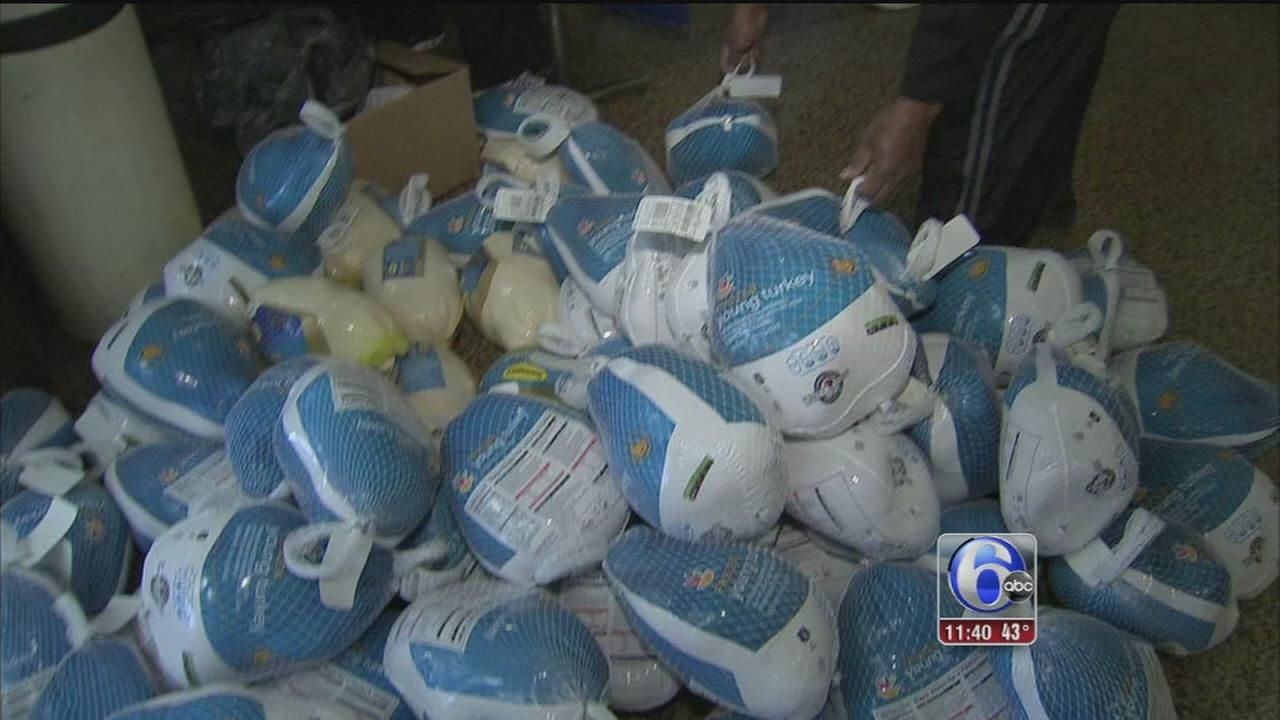 VIDEO: Various area groups help those in need this holiday