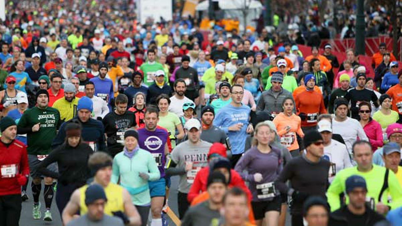 Philadelphia Marathon Athletics