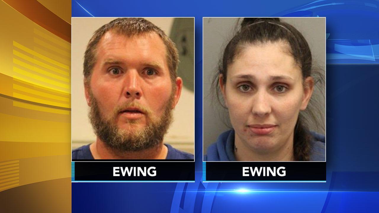 Matthew Ewing and Patricia Ewing