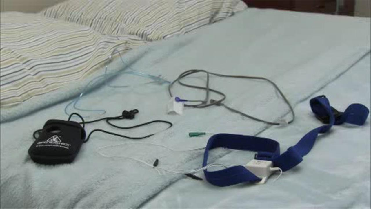 New at-home test for sleep apnea