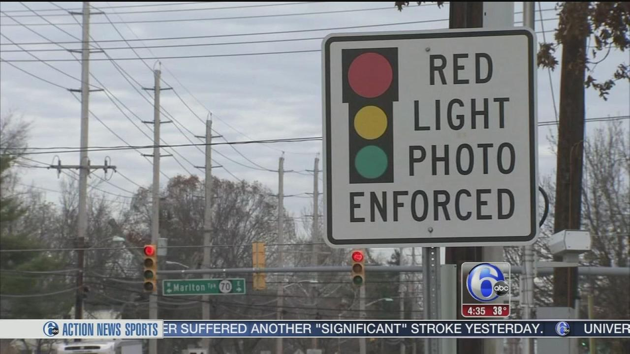 VIDEO: End is near for red light cameras in New Jersey