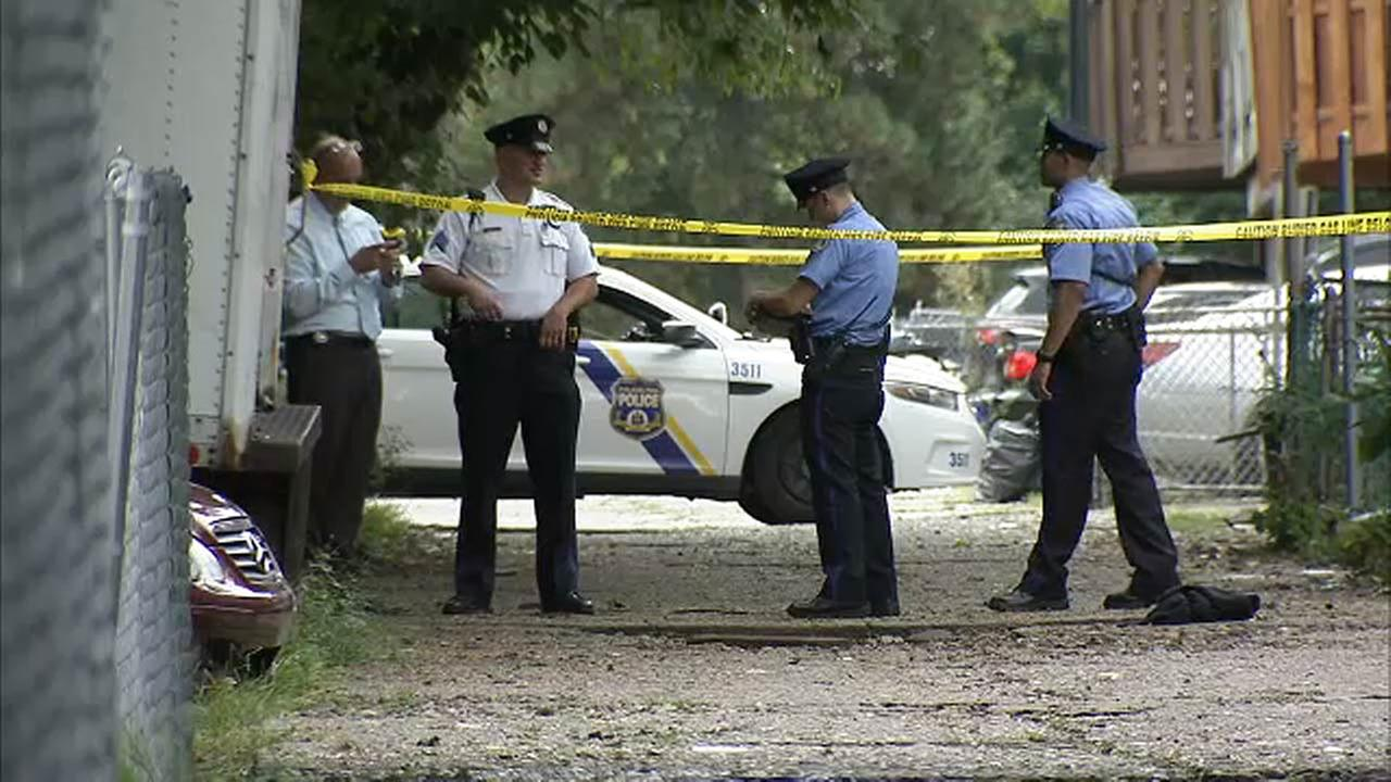 Man shot and killed in Feltonville