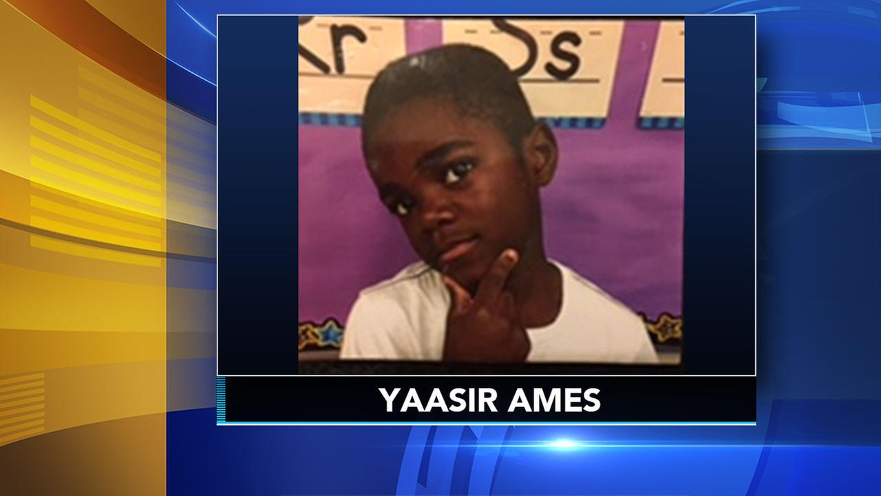 Wilmington Police are seeking the publics help in locating a missing 8-year-old.