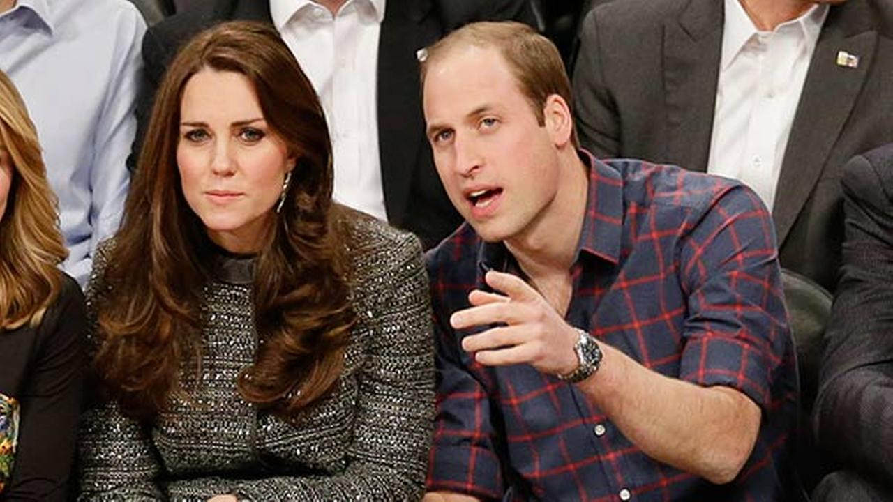 Prince William, Kate to visit Sept. 11 Memorial