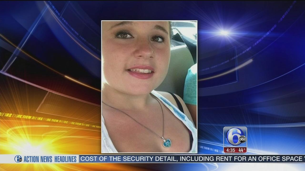 VIDEO: NJ teen seeks stolen locket with fathers ashes