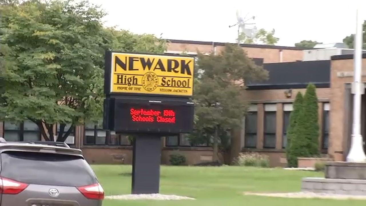 Police:  Student arrested for allegedly making threat at Newark High School