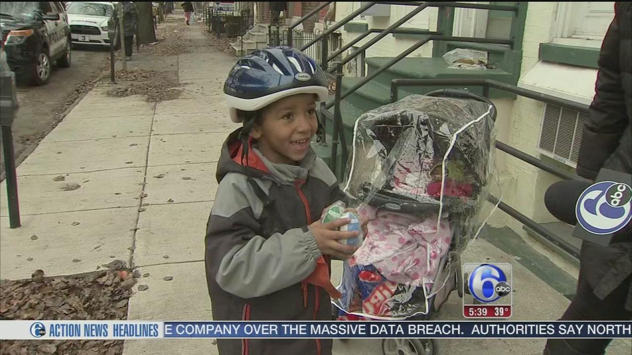 VIDEO: PAL toy, food drive brings smiles to those in need