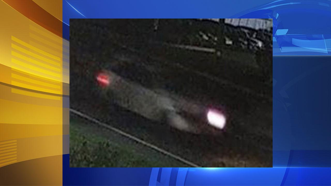 Police have released surveillance photos of a vehicle involved in a fatal hit-and-run crash involving a pedestrian in Delaware County.