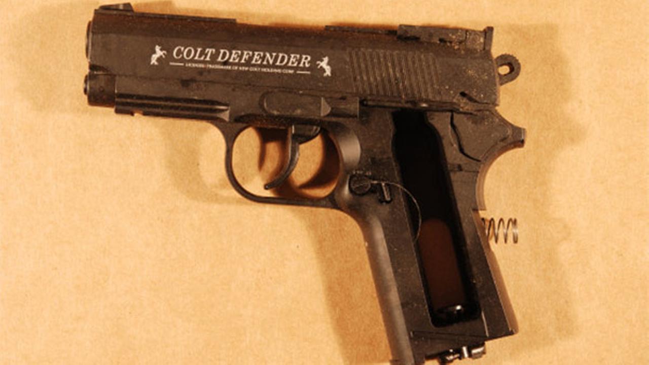 Report: Police justified in shooting man pointing pellet gun