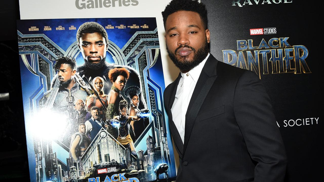 Director Ryan Coogler attends a special screening of Black Panther at the Museum of Modern Art on Tuesday, Feb. 13, 2018, in New York.