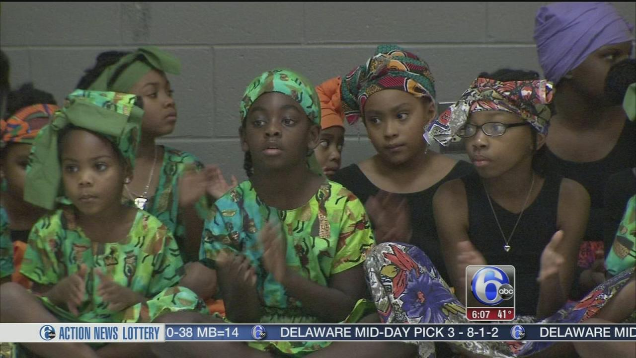 VIDEO: The first day of Kwanzaa celebrated