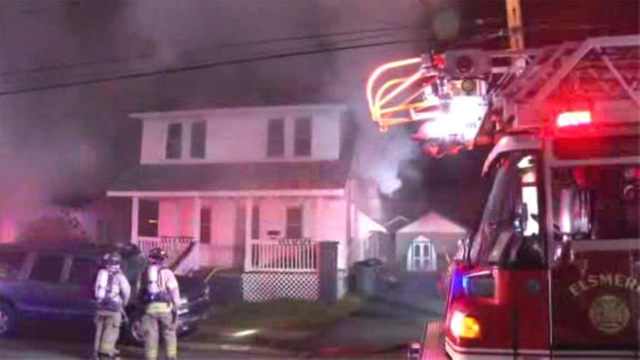 4 displaced in Wilmington fire that caused $85,000 in damage
