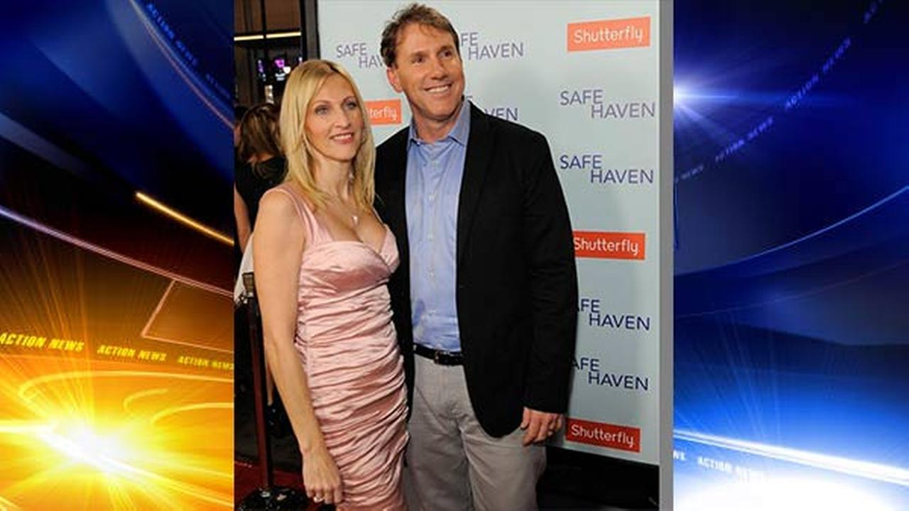 Nicholas Sparks separating from wife of 25 years