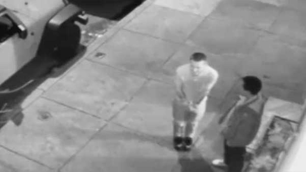 Philadelphia police are searching for three teenagers who assaulted and robbed man in the citys Fishtown neighborhood.