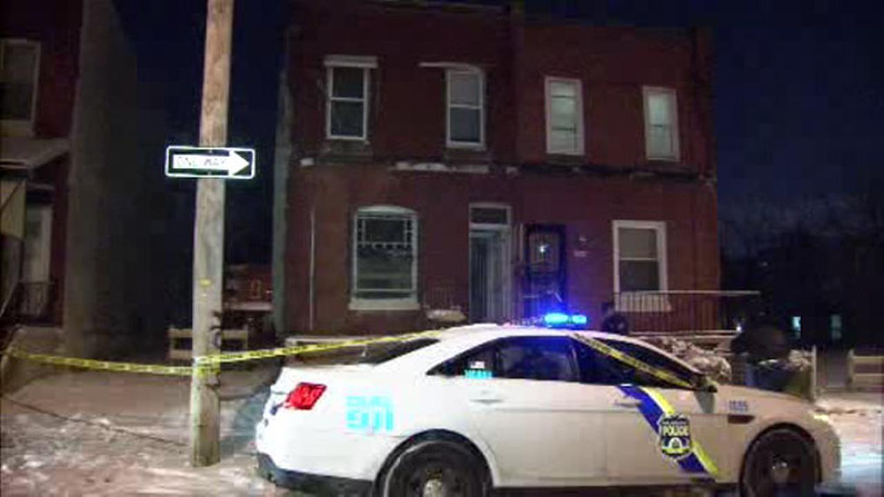 Woman injured in Mantua home invasion