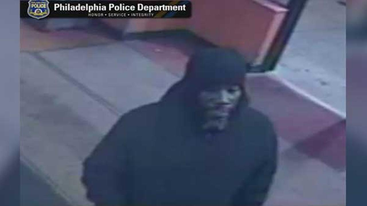 Police are looking for an armed suspect wanted in connection with a robbery at a restaurant in West Philadelphia on New Years Day.