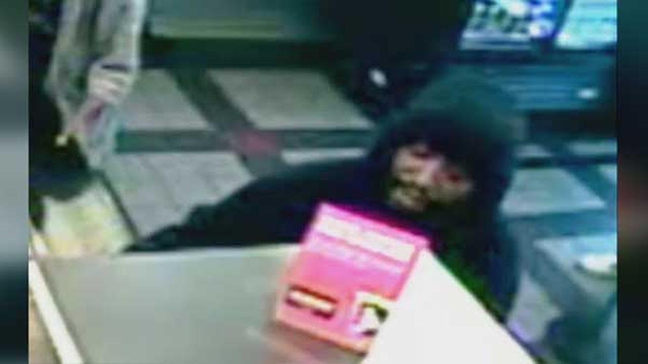 Philadelphia police are looking for a robber who targeted a Dunkin Donuts in the citys Logan section.